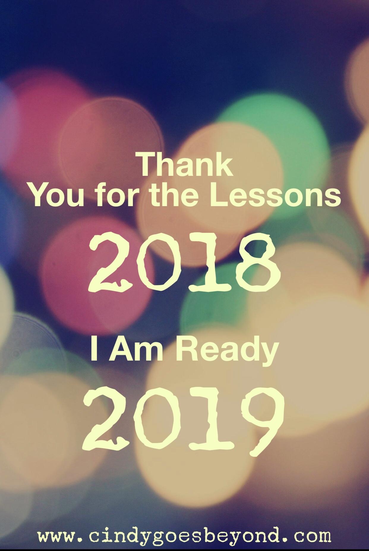 The Lesson 2019